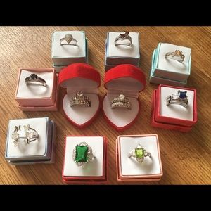 Lots of Rings Clearance Sale
